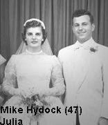 mike hydock and Julia