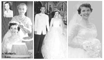 Nick and Pearl - Married June 16 1956